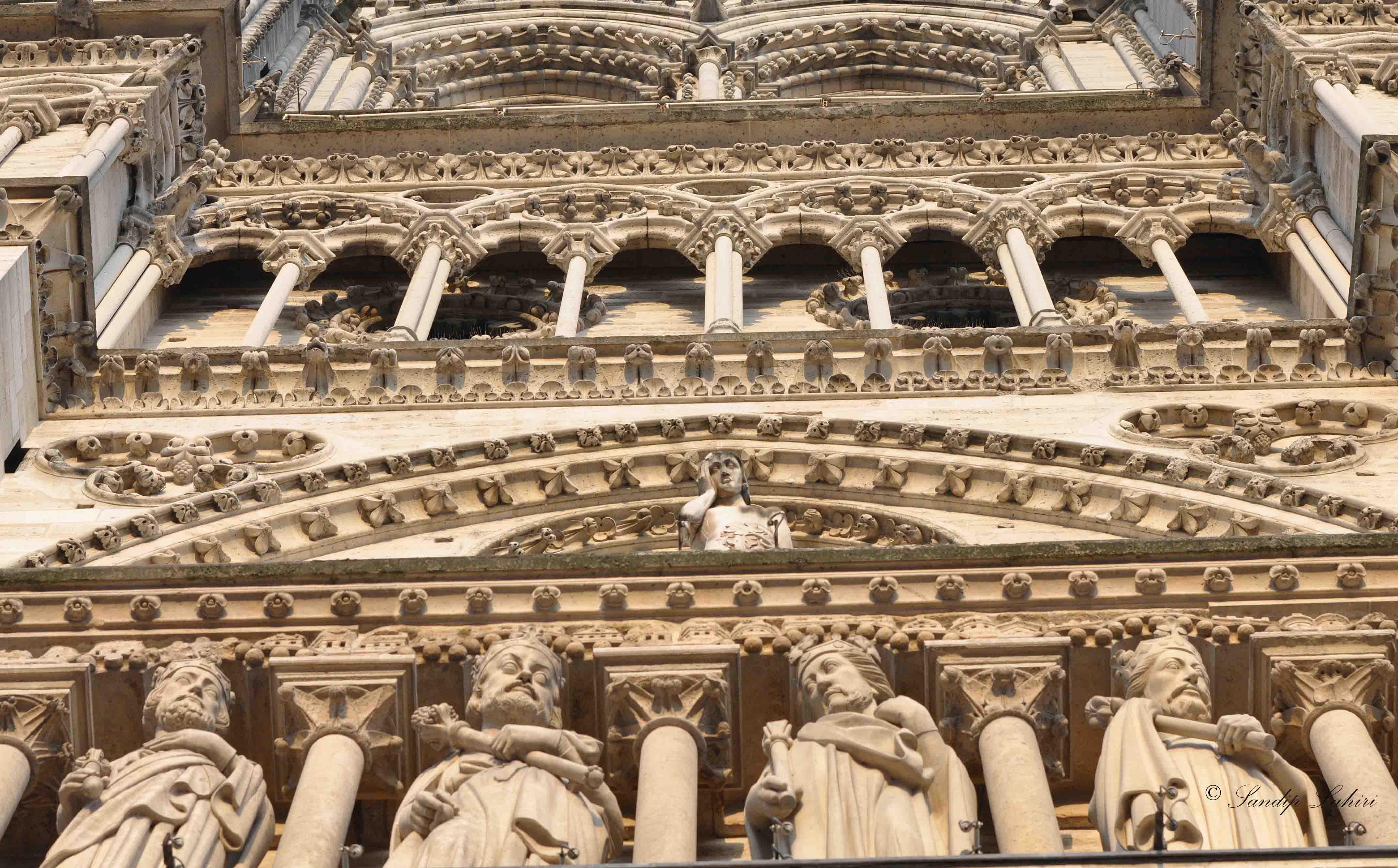 Cathédrale Notre Dame de Paris-Normal